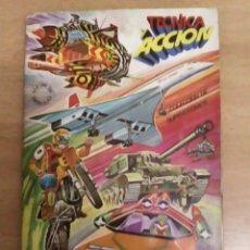 Coleccionismo Álbum: ALBUM COMPLETO TECNICA Y ACCION ESTE. Lote 52291497