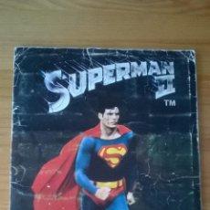 Coleccionismo Álbum: ALBUM CROMOS COMPLETO SUPERMAN II 2 - FHER. Lote 52310983