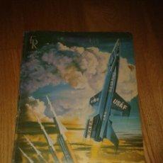 Coleccionismo Álbum: ARMAS MODERNAS COMPLETO 224 CROMOS EDITORIAL ROLLÁN 1963. RARO . Lote 52338311