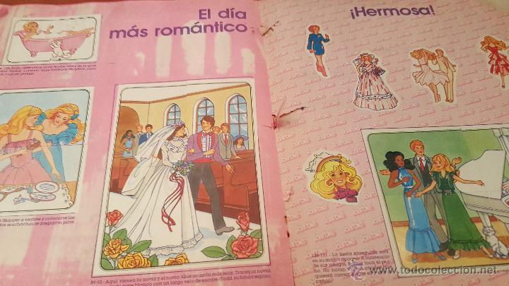 Coleccionismo Álbum: barbie, sticker album, de panini, completo - Foto 4 - 180321285