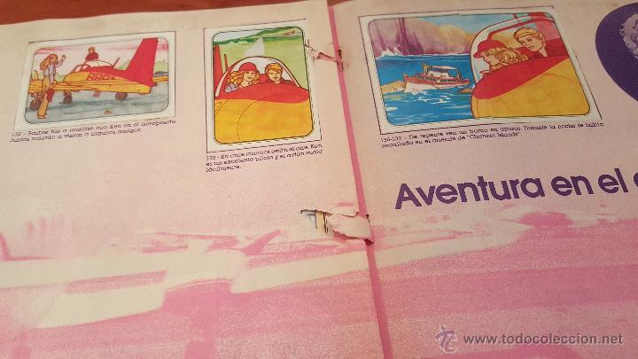 Coleccionismo Álbum: barbie, sticker album, de panini, completo - Foto 5 - 180321285