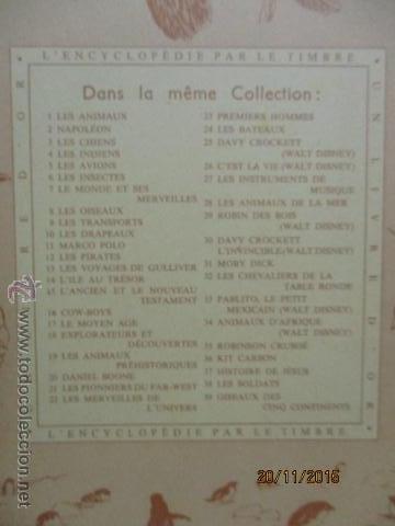 Coleccionismo Álbum: ALBUM DE CROMOS - OISEAUX - DES CINQ CONTINENTS - 1957 (VER FOTOS) - Foto 16 - 53142108