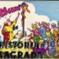 Coleccionismo Álbum: HISTORIA SAGRADA-VILLAMALA-COMPLETO. Lote 53206276