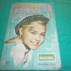 Coleccionismo Álbum: ALBUM COMPLETO DE FHER MARISOL HA LLEGADO UN ANGEL. Lote 53240354