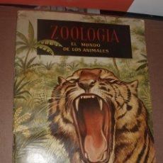 Coleccionismo Álbum: ALBUM ZOOLOGIA FERCA COMPLETO. Lote 53306781