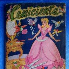 Coleccionismo Álbum: ÁLBUM COMPLETO LA CENICIENTA. COLECCIÓN Nº 38. EDITORIAL FHER, BILBAO, SIN FECHA.. Lote 53352548
