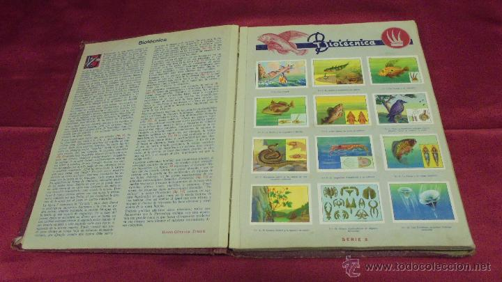 Coleccionismo Álbum: ALBUM DE CROMOS COMPLETO. LAS MARAVILLAS DEL MUNDO. NESTLE - Foto 4 - 53378615