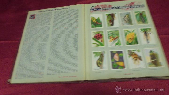 Coleccionismo Álbum: ALBUM DE CROMOS COMPLETO. LAS MARAVILLAS DEL MUNDO. NESTLE - Foto 11 - 53378615