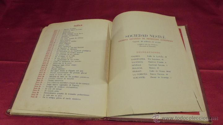 Coleccionismo Álbum: ALBUM DE CROMOS COMPLETO. LAS MARAVILLAS DEL MUNDO. NESTLE - Foto 17 - 53378615