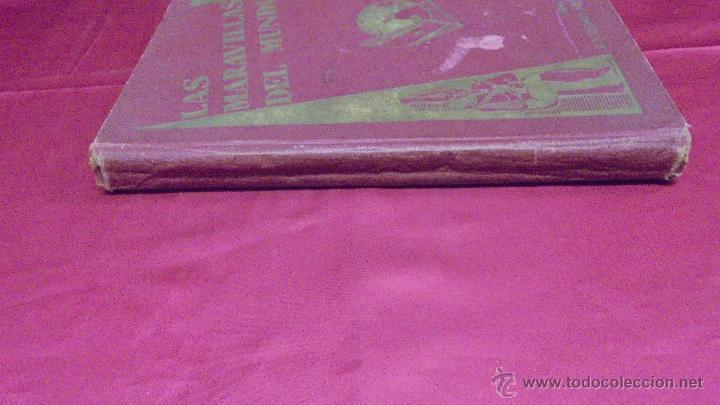 Coleccionismo Álbum: ALBUM DE CROMOS COMPLETO. LAS MARAVILLAS DEL MUNDO. NESTLE - Foto 20 - 53378615