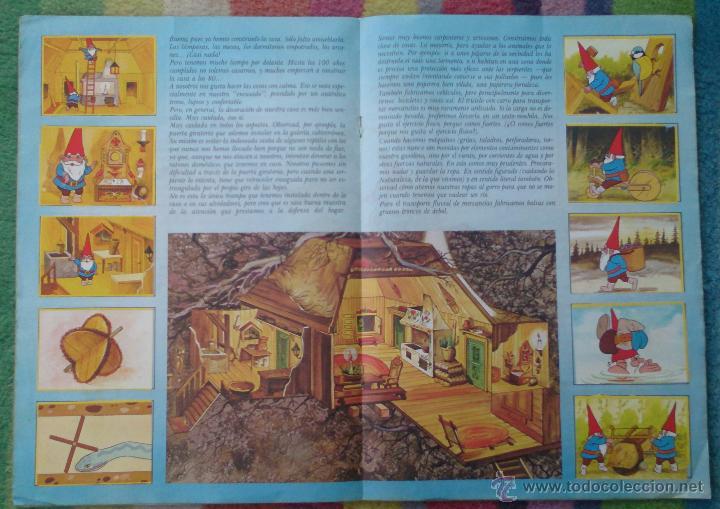 Coleccionismo Álbum: Álbum cromos David el Gnomo Danone - Foto 3 - 53472096