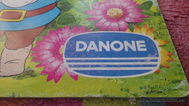 Coleccionismo Álbum: Álbum cromos David el Gnomo Danone - Foto 4 - 53472096