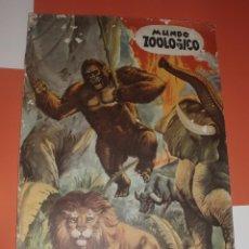 Coleccionismo Álbum: ALBUM MUNDO ZOOLOGICO COMPLETO. Lote 54439278