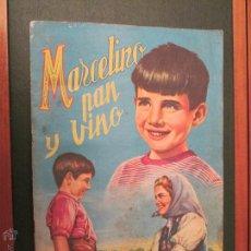 Coleccionismo Álbum: MARCELINO PAN Y VINO. Lote 54481702