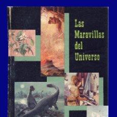 Coleccionismo Álbum: ALBUM DE CROMOS LAS MARAVILLAS DEL UNIVERSO - VOLUMEN II - - NESTLÉ - 1957 - COMPLETO. Lote 54684469