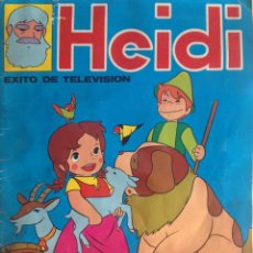 Coleccionismo Álbum: ALBUM CROMOS HEIDI -FHER- 1975 -COMPLETO-. Lote 54828826