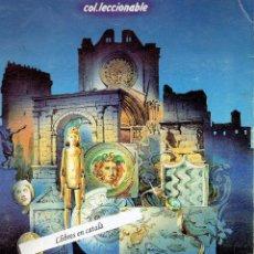 Coleccionismo Álbum: FEM TARRAGONA PER ALS PETITS - ÀLBUM DE CROMOS COMPLET - 1990. Lote 54954550