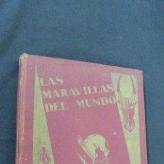 Coleccionismo Álbum: ALBUM DE CROMOS COMPLETO - LAS MARAVILLAS DEL MUNDO - NESTLE - . Lote 55021976