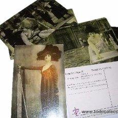 Coleccionismo Álbum: COLECCION COMPLETA 18 CROMOS AMATLLER (TOSCA).....CESAR FILM.. Lote 26918521
