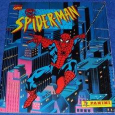 Coleccionismo Álbum: SPIDERMAN - PANINI ¡COMPLETO!. Lote 55133785