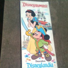 Sammeln Sammelalbum - Album Disney bimbo completo (1977) disneylandia disneybimbo desplegable - 55915912