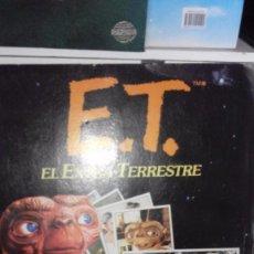 Coleccionismo Álbum: ET - EL EXTRATERRESTRE - 1982. Lote 55931810