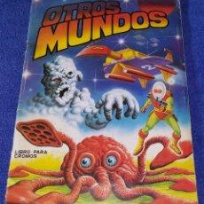 Coleccionismo Álbum: OTROS MUNDOS - MAGA ¡COMPLETO!. Lote 56151391