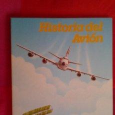 Coleccionismo Álbum: ÁLBUM COMPLETO HISTORIA DEL AVION, TROQUELADO POP UP, COLA CAO VIT IBERIA 1988. COMPLETO (+REGALO). Lote 56321615