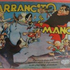 Coleccionismo Álbum: ALBUM GARBANCITO DE LA MANCHA , COMPLETO , 240 CROMOS , BALET Y BLAY , ORIGINAL. Lote 56505346
