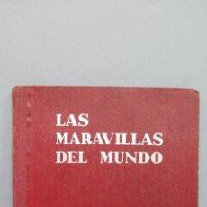 Coleccionismo Álbum: 1932.- LAS MARAVILLAS DEL MUNDO. NESTLE. COMPLETO. Lote 56738469
