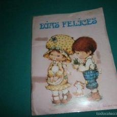 Coleccionismo Álbum: ALBUM COMPLETO DIAS FELICES DE FHER 1981 . Lote 57042174