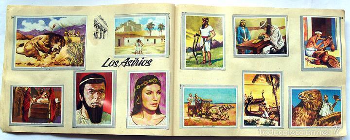 Coleccionismo Álbum: Album 1968 Vida y Color 2 Mini. Muy buen estado. Animales Razas Armas Arte Cultura Civilizaciones - Foto 4 - 48805862