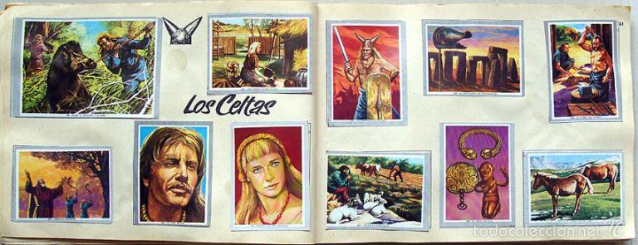 Coleccionismo Álbum: Album 1968 Vida y Color 2 Mini. Muy buen estado. Animales Razas Armas Arte Cultura Civilizaciones - Foto 5 - 48805862
