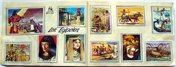 Coleccionismo Álbum: Album 1968 Vida y Color 2 Mini. Muy buen estado. Animales Razas Armas Arte Cultura Civilizaciones - Foto 6 - 48805862