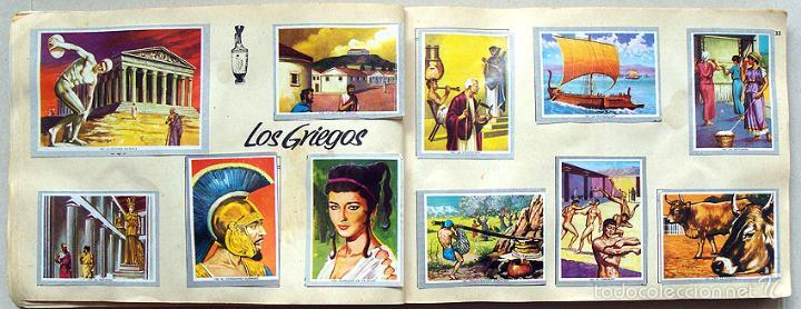 ALBUM 1968 VIDA Y COLOR 2 MINI. MUY BUEN ESTADO. ANIMALES RAZAS ARMAS ARTE CULTURA CIVILIZACIONES (Coleccionismo - Cromos y Álbumes - Álbumes Completos)