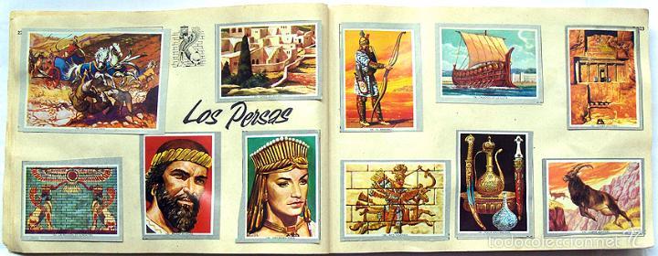 Coleccionismo Álbum: Album 1968 Vida y Color 2 Mini. Muy buen estado. Animales Razas Armas Arte Cultura Civilizaciones - Foto 7 - 48805862