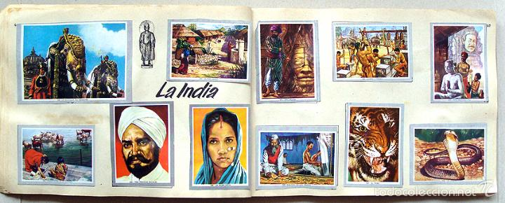 Coleccionismo Álbum: Album 1968 Vida y Color 2 Mini. Muy buen estado. Animales Razas Armas Arte Cultura Civilizaciones - Foto 10 - 48805862