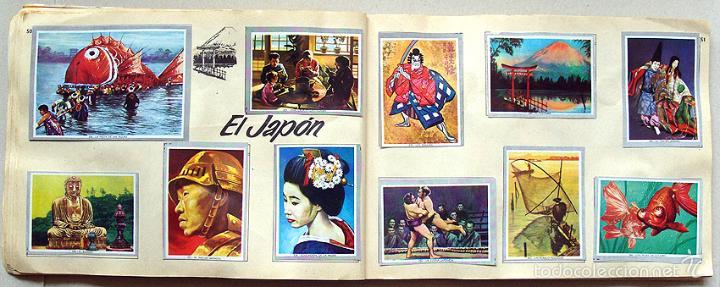 Coleccionismo Álbum: Album 1968 Vida y Color 2 Mini. Muy buen estado. Animales Razas Armas Arte Cultura Civilizaciones - Foto 11 - 48805862