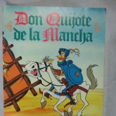 Coleccionismo Álbum: ALBUM DON QUIJOTE DE LA MANCHA - DANONE - 1978 - COMPLETO 94 CROMOS. Lote 57236645
