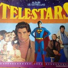 Coleccionismo Álbum: ALBÚM TELE-STARS AÑOS ´FINALES 70`. Lote 57240286