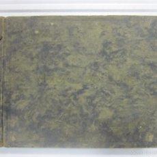 Coleccionismo Álbum: ALBUM COMPLETO. HISTORIA DE CUBA. CIGARROS LA CORONA. IGNACIO AGRAMONTE, 10. HABANA. 27,5 X 37 CM. Lote 57526730