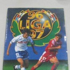 Coleccionismo Álbum: ALBUM LIGA 96 - 97. FUTBOL. COLECCIONES ESTE. COMPLETO CON COLOCAS Y ULTIMOS FICHAJES. VER. Lote 57657671