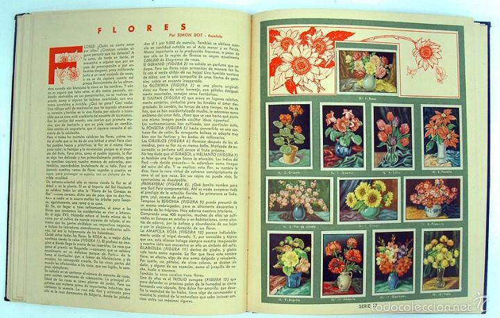 Coleccionismo Álbum: album 1944 Gallina Blanca 1er album. Buen estado.Ver fotos. Futbol, cine, animales, castillos, Colon - Foto 12 - 58207922