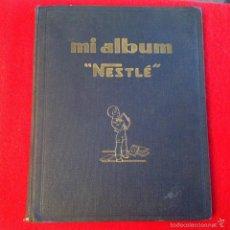 Coleccionismo Álbum: ALBUM COMPLETO DE NESTLE, MI ÁLBUM, SERIES DE LA 51 A LA 80, DE 12 CROMOS POR SERIE, 360 CROMOS.. Lote 57675404