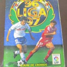 Coleccionismo Álbum: ALBUM LIGA 96 - 97. FUTBOL. COLECCIONES ESTE. COMPLETO CON COLOCAS Y ULTIMOS FICHAJES. VER. Lote 57723695