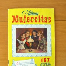 Coleccionismo Álbum: MUJERCITAS - EDICIONES CLIPER 1952 - COMPLETO. Lote 57988951