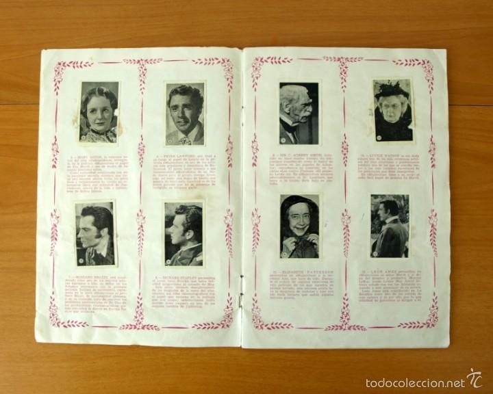 Coleccionismo Álbum: Mujercitas - Ediciones Cliper 1952 - COMPLETO - Foto 3 - 57988951