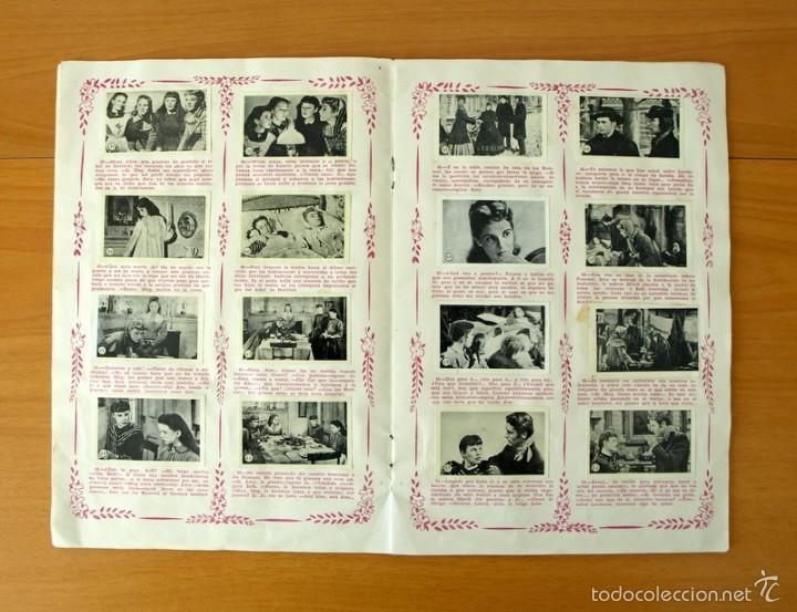 Coleccionismo Álbum: Mujercitas - Ediciones Cliper 1952 - COMPLETO - Foto 6 - 57988951