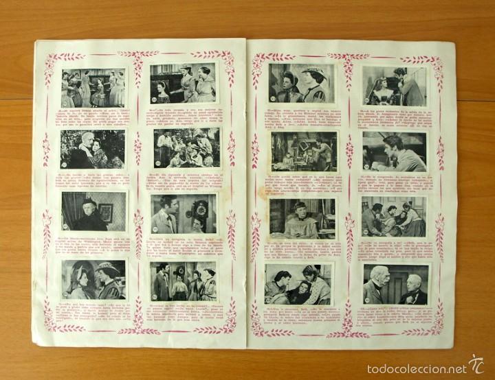 Coleccionismo Álbum: Mujercitas - Ediciones Cliper 1952 - COMPLETO - Foto 9 - 57988951