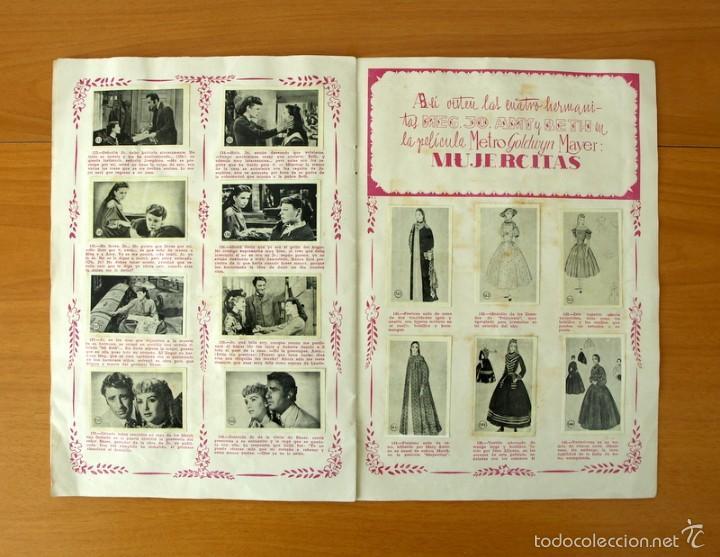 Coleccionismo Álbum: Mujercitas - Ediciones Cliper 1952 - COMPLETO - Foto 12 - 57988951